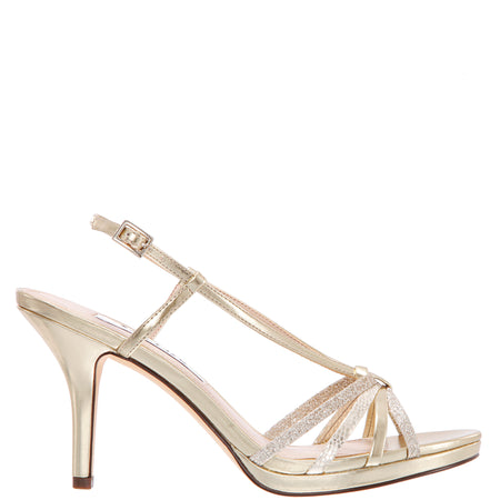 DELOISE-WHITE-CRYSTAL SATIN