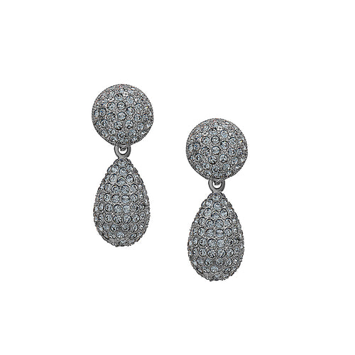 ADINA EARRING-DENIM BLUE