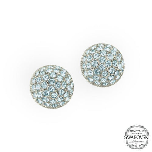 ANGELEE EARRING-AQUAMARINE