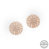 ANGELEE EARRING-ROSE GOLD