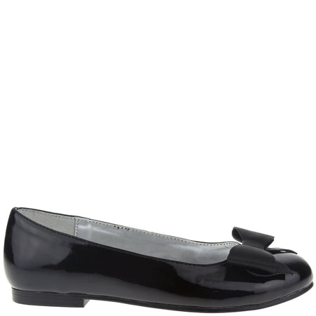 CERA-TODDLER-BLACK PATENT