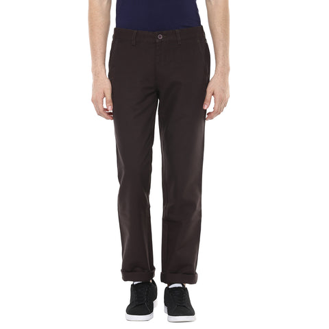 Black Casual Trouser