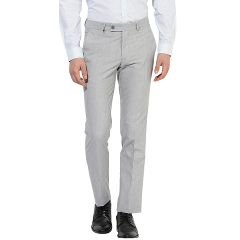 Grey Formal Trouser