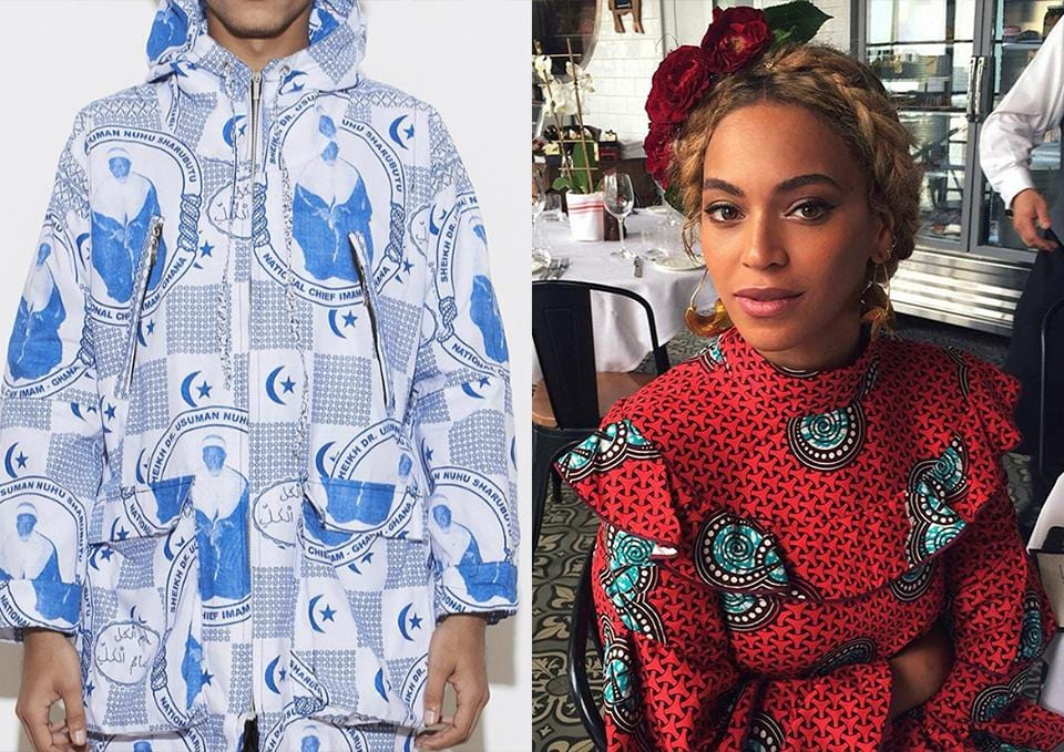 The hidden meanings behind Africa's Wax-Prints