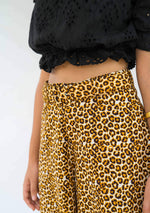 YEVU Women - Trousers Belt - Leopard