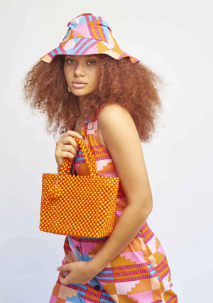 YEVU Accessories - Hat Bucket Hat - Sherbet