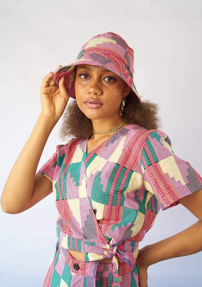 YEVU Accessories - Hat Bucket Hat - Sherbet 2.0