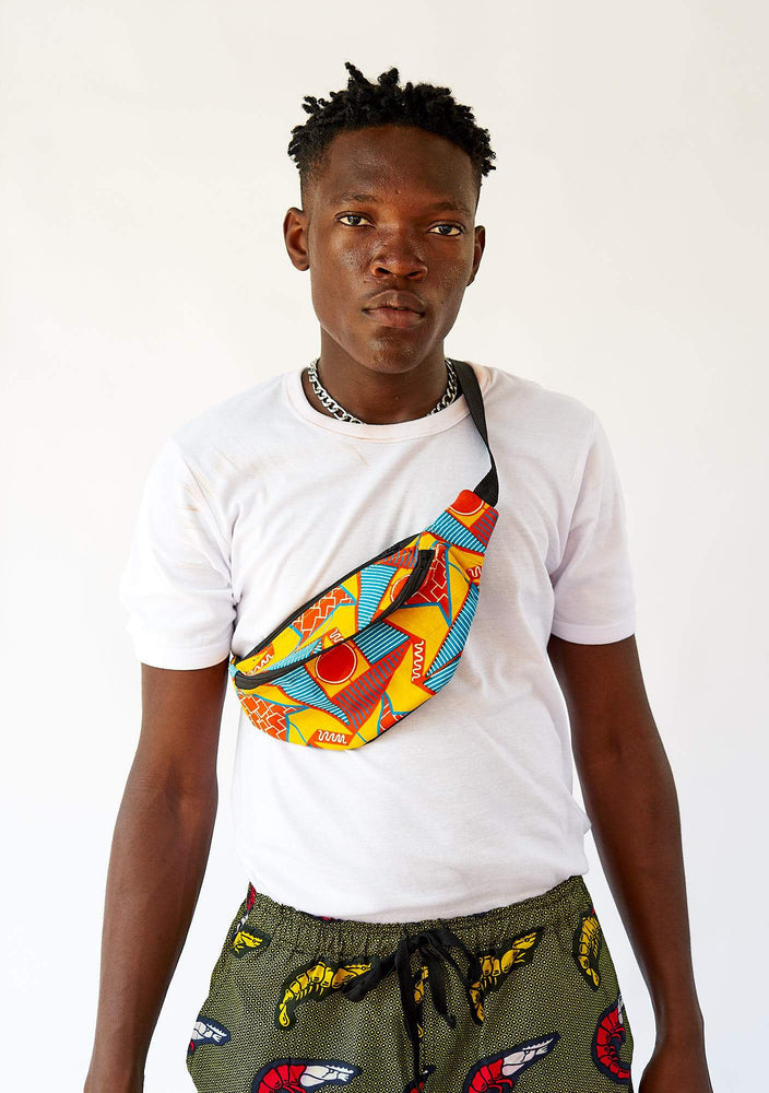 YEVU Accessories Bumbag - Windmills