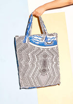 Quilted Tote Bag - Onipa