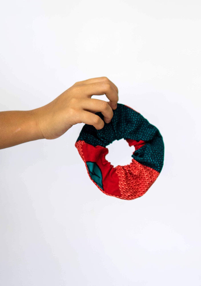 YEVU Accessories - Hat Scrunchie - Oval