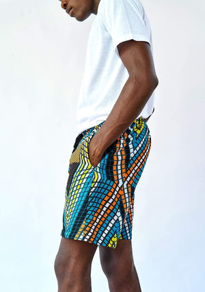 YEVU Men - Trousers Shorts - Gravitron