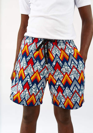YEVU Men - Shorts Shorts - Layer