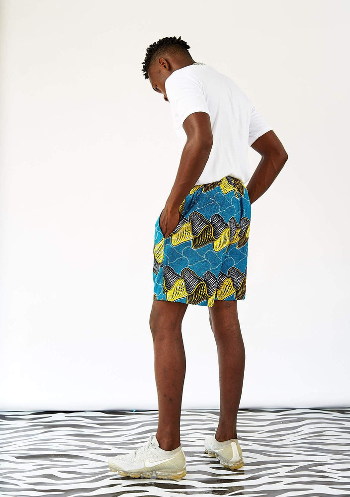 YEVU Men - Shorts Shorts - Ribbon