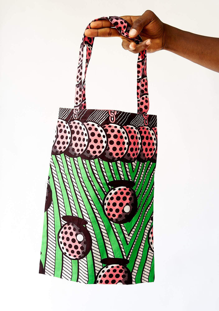Tote Bag - Ball and Chain