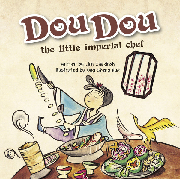 Dou Dou, The Little Imperial Chef