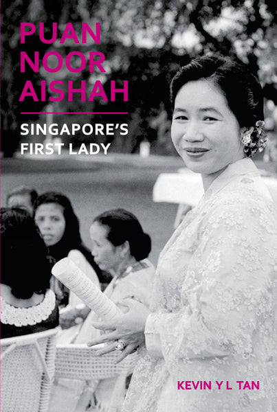 Puan Noor Aishah, Singapore's First Lady