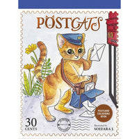 Postcard Book Series, Postcats
