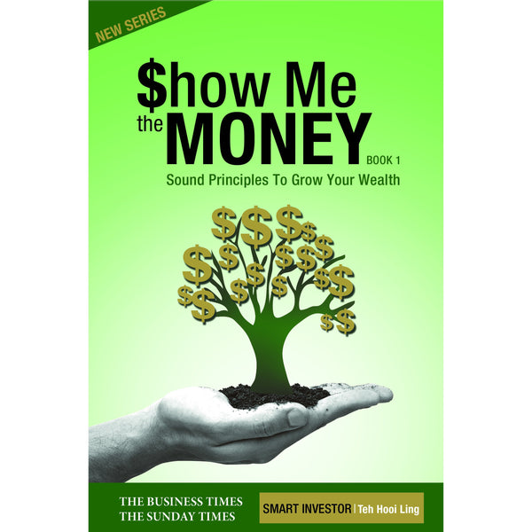 Show Me the Money Book 1