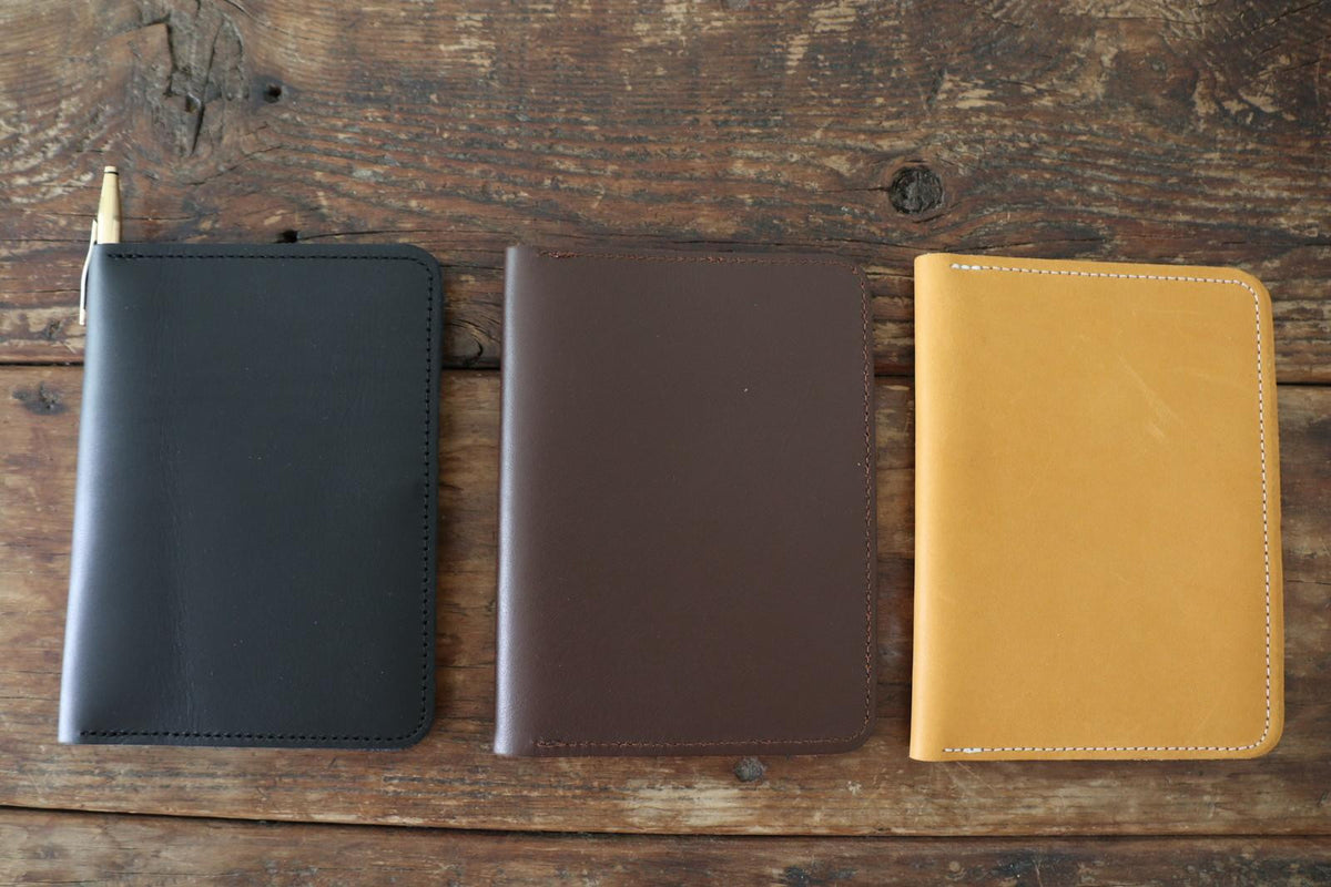 Passport Case: Brown