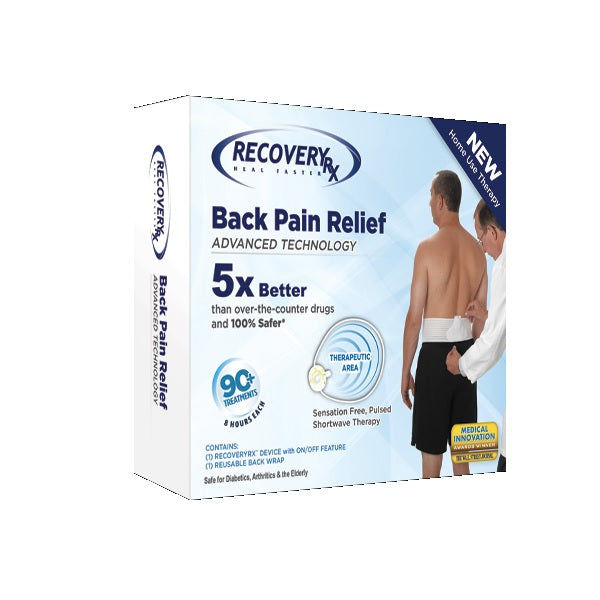 Recovery RX - 30 Day PEMF Therapy (Back Pain)