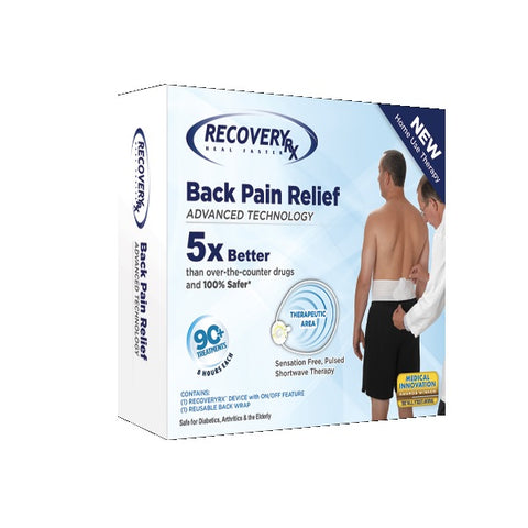 RecoveryRx for Back Pain by the makers of ActiPatch