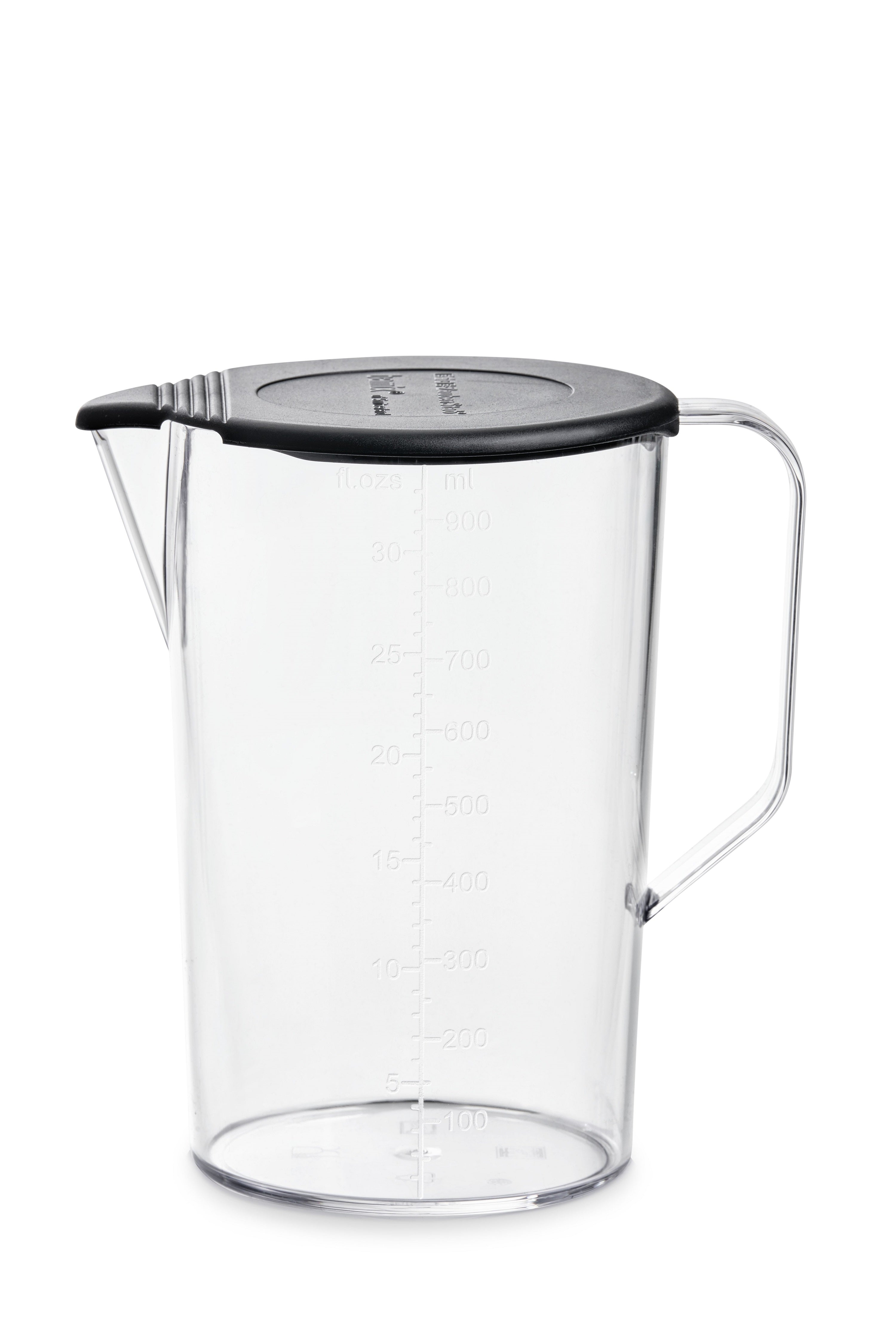1000ml Jug with Lid