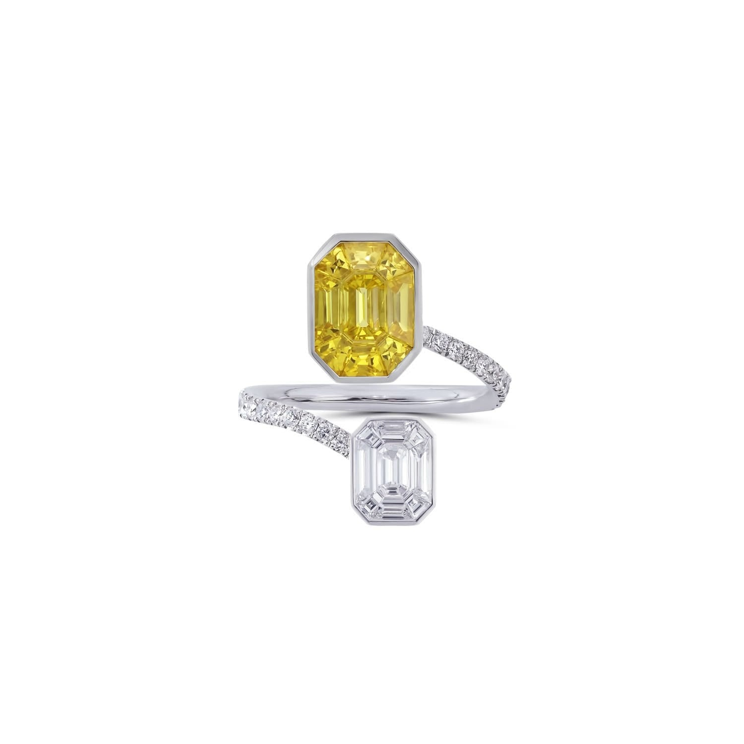 MUSE PANTONI Ring - STENZHORN JEWELLERY