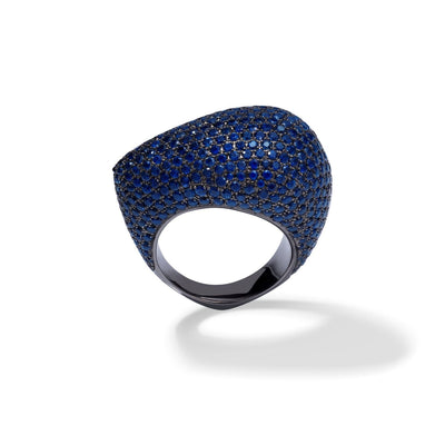 VINTAGE: Ring Sapphire