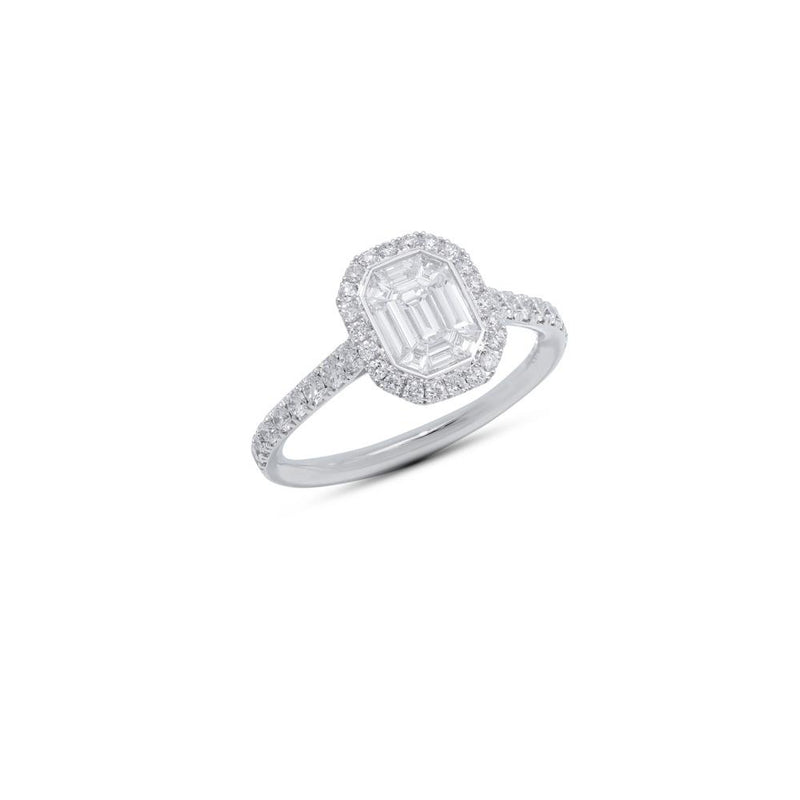 MUSE 1 Carat Ring - STENZHORN JEWELLERY