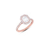 MUSE PINK Ring - STENZHORN JEWELLERY