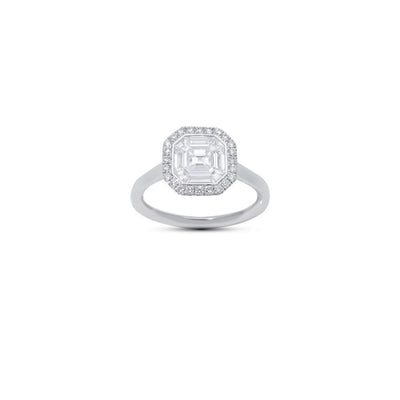 MUSE DIAMOND Ring - STENZHORN JEWELLERY