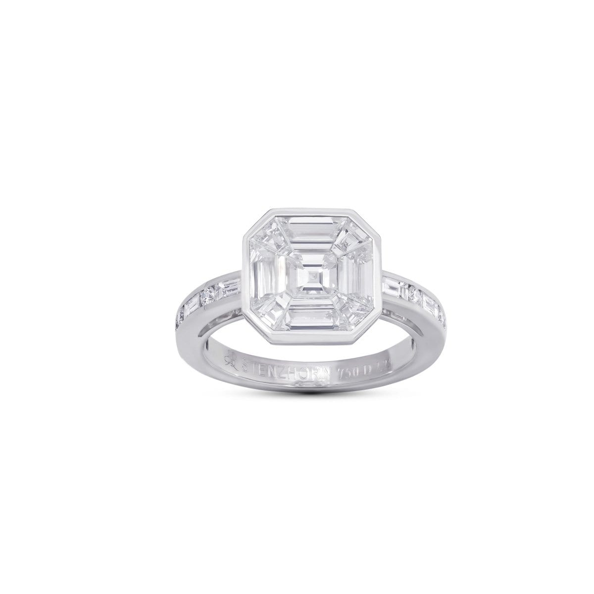 ICED ZEIT, Ring - STENZHORN JEWELLERY