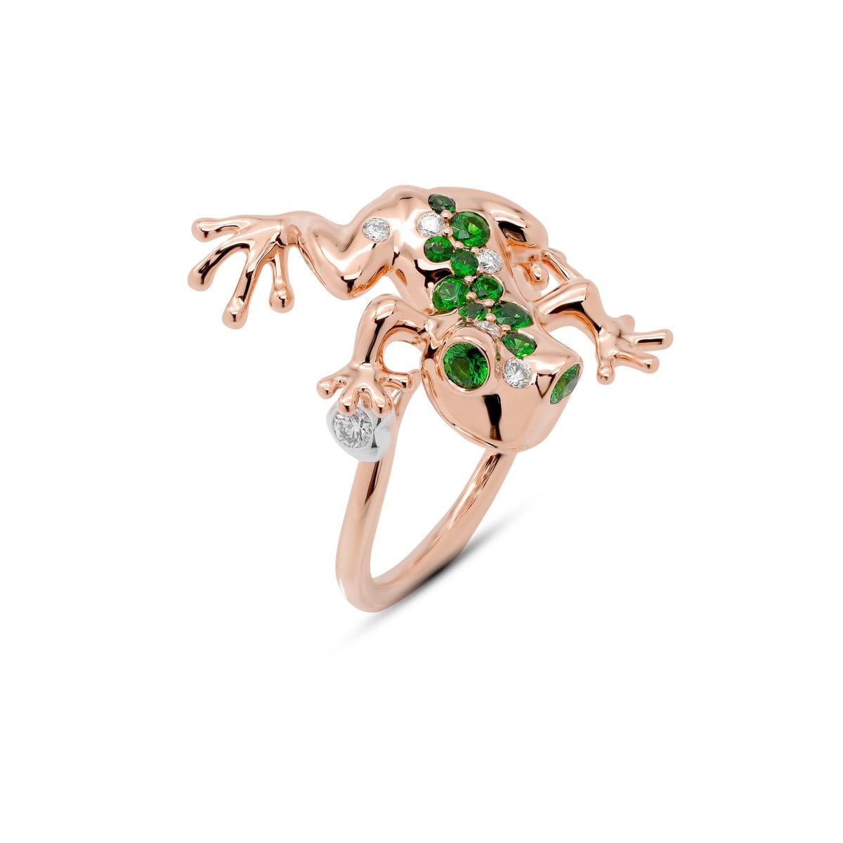STRAWBERRY POISON Ring - STENZHORN JEWELLERY
