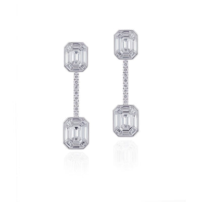 MUSE DIAMOND Earrings - STENZHORN JEWELLERY
