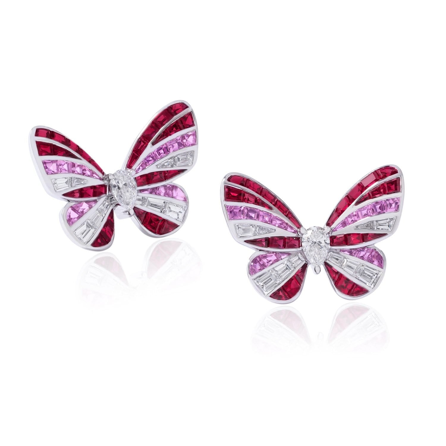 BUTTERFLY LOVERS EARRINGS - STENZHORN JEWELLERY