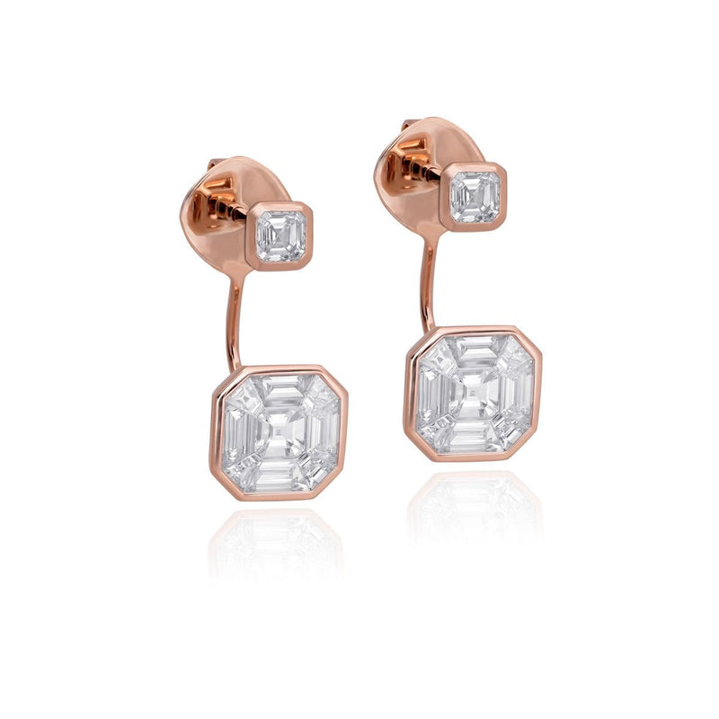 ICED ZEIT, Earrings - STENZHORN JEWELLERY