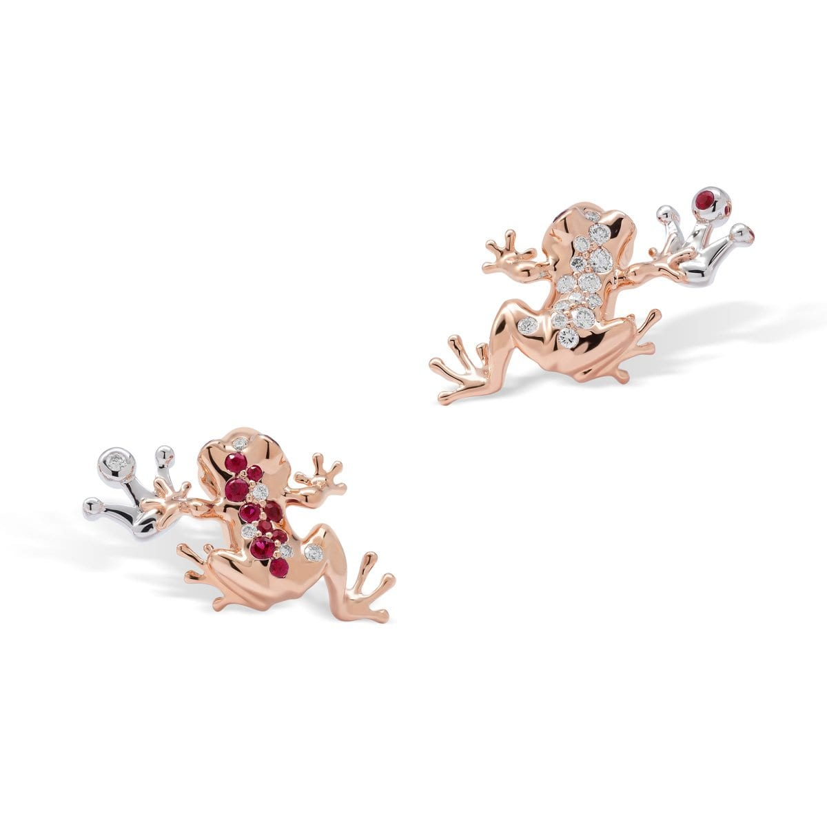 STRAWBERRY POISON Earrings - STENZHORN JEWELLERY