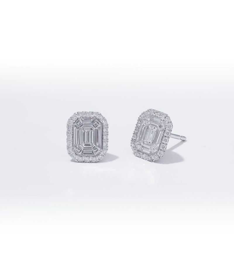MUSE 1 CARAT Earrings - STENZHORN JEWELLERY
