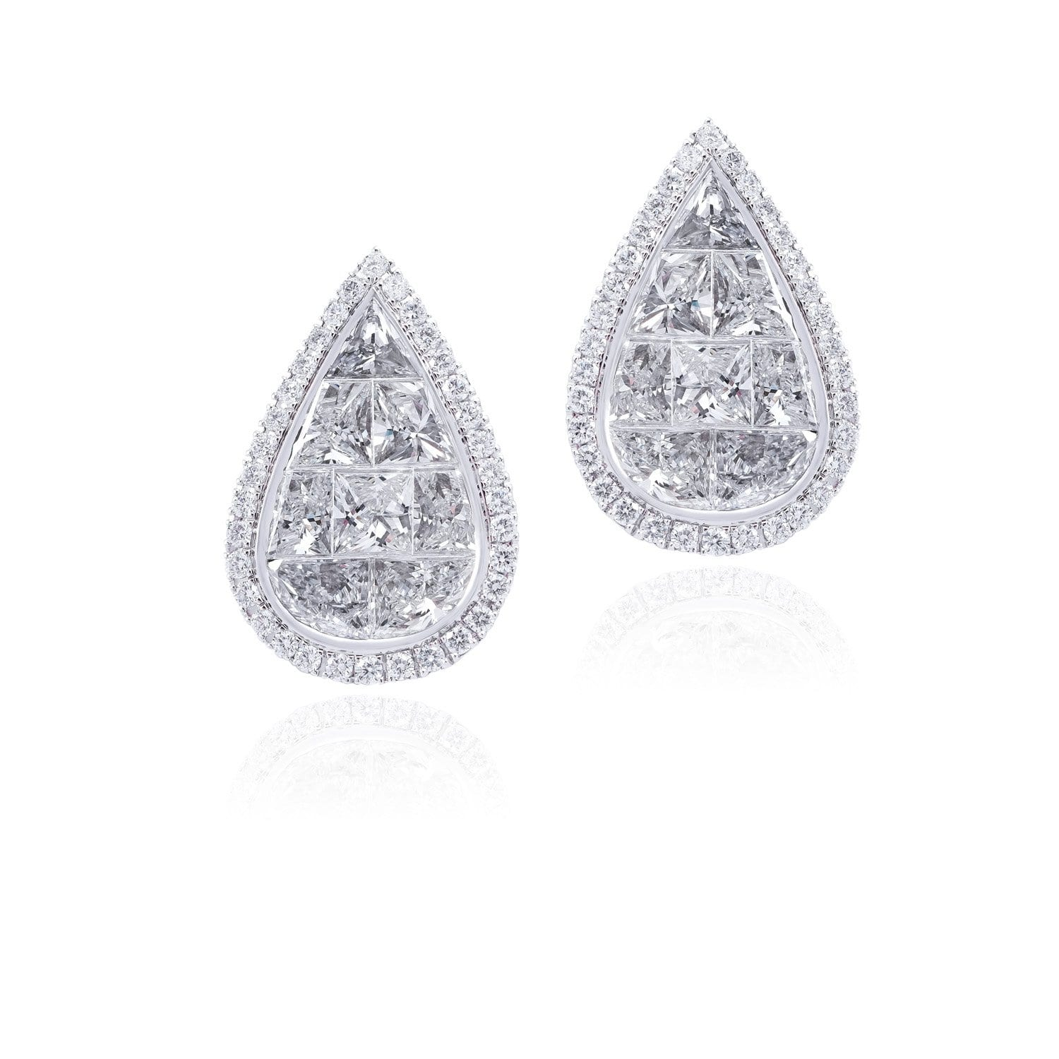 MUSE PEAR Earrings - STENZHORN JEWELLERY