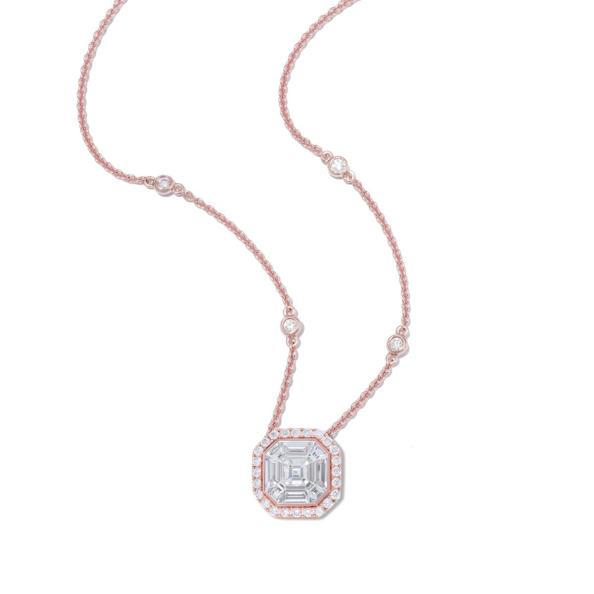 MUSE PINK Pendant - STENZHORN JEWELLERY