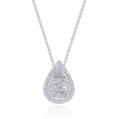 MUSE PEAR Pendant - STENZHORN JEWELLERY