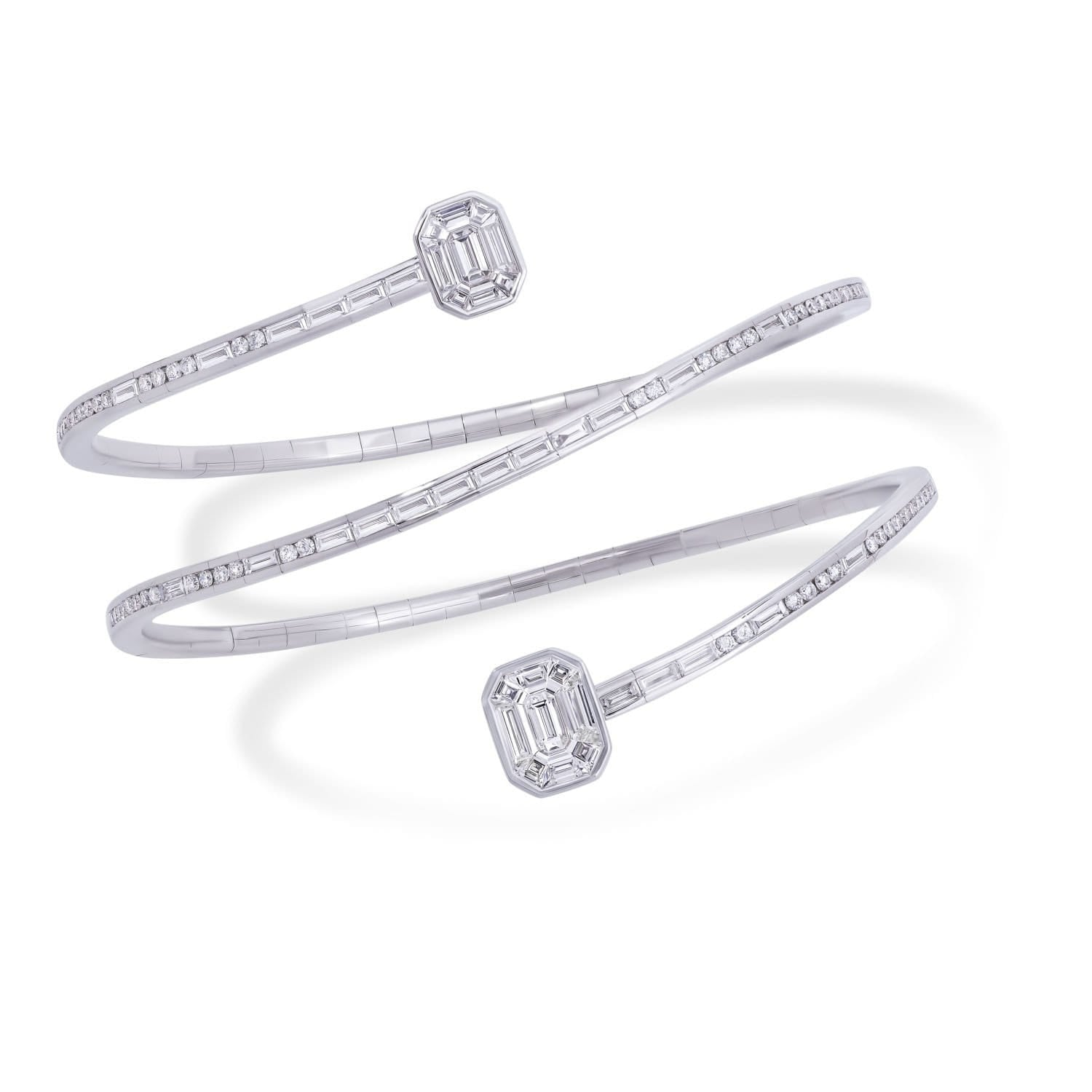 MUSE DANCER Bangle - STENZHORN JEWELLERY
