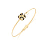 WILD LIFE SKIN LEOPARD Bangle - STENZHORN JEWELLERY