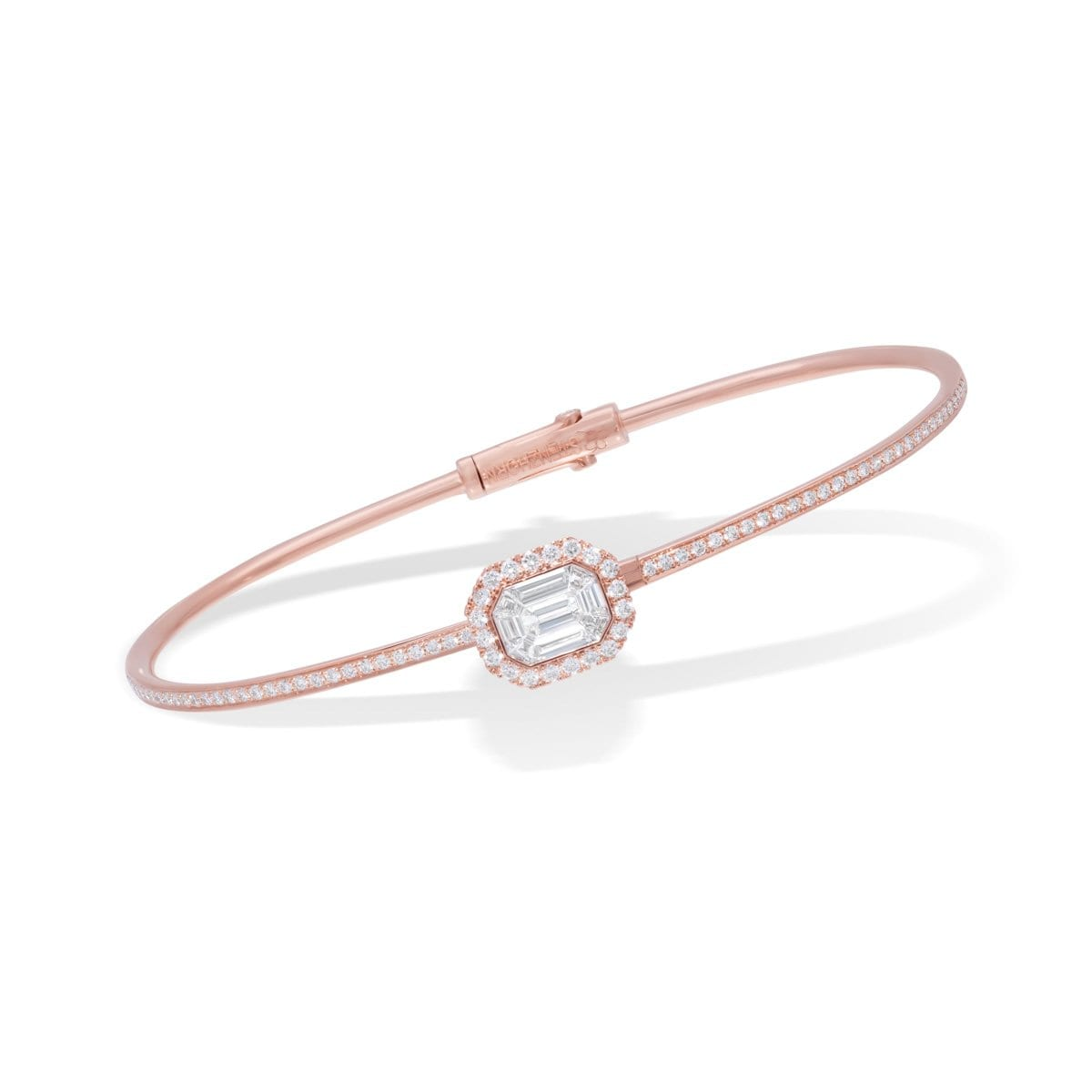 MUSE PINK Bangle - STENZHORN JEWELLERY
