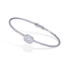 MUSE 1 CARAT Bangle - STENZHORN JEWELLERY