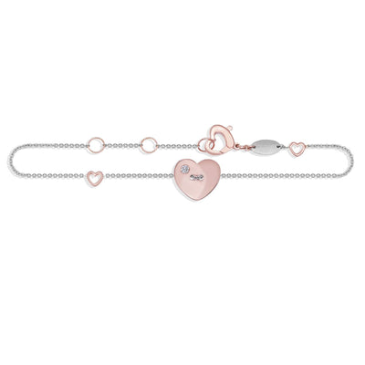 CHAIN MY HEART Bracelet - STENZHORN JEWELLERY