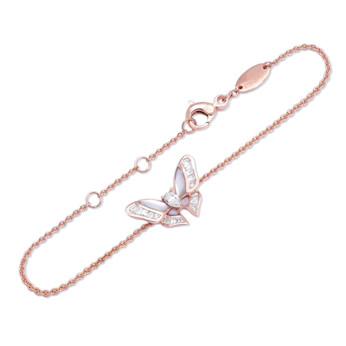 BUTTERFLY LOVERS BRACELET - STENZHORN JEWELLERY