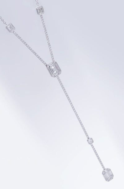 MUSE  DIAMOND Pendant - STENZHORN JEWELLERY