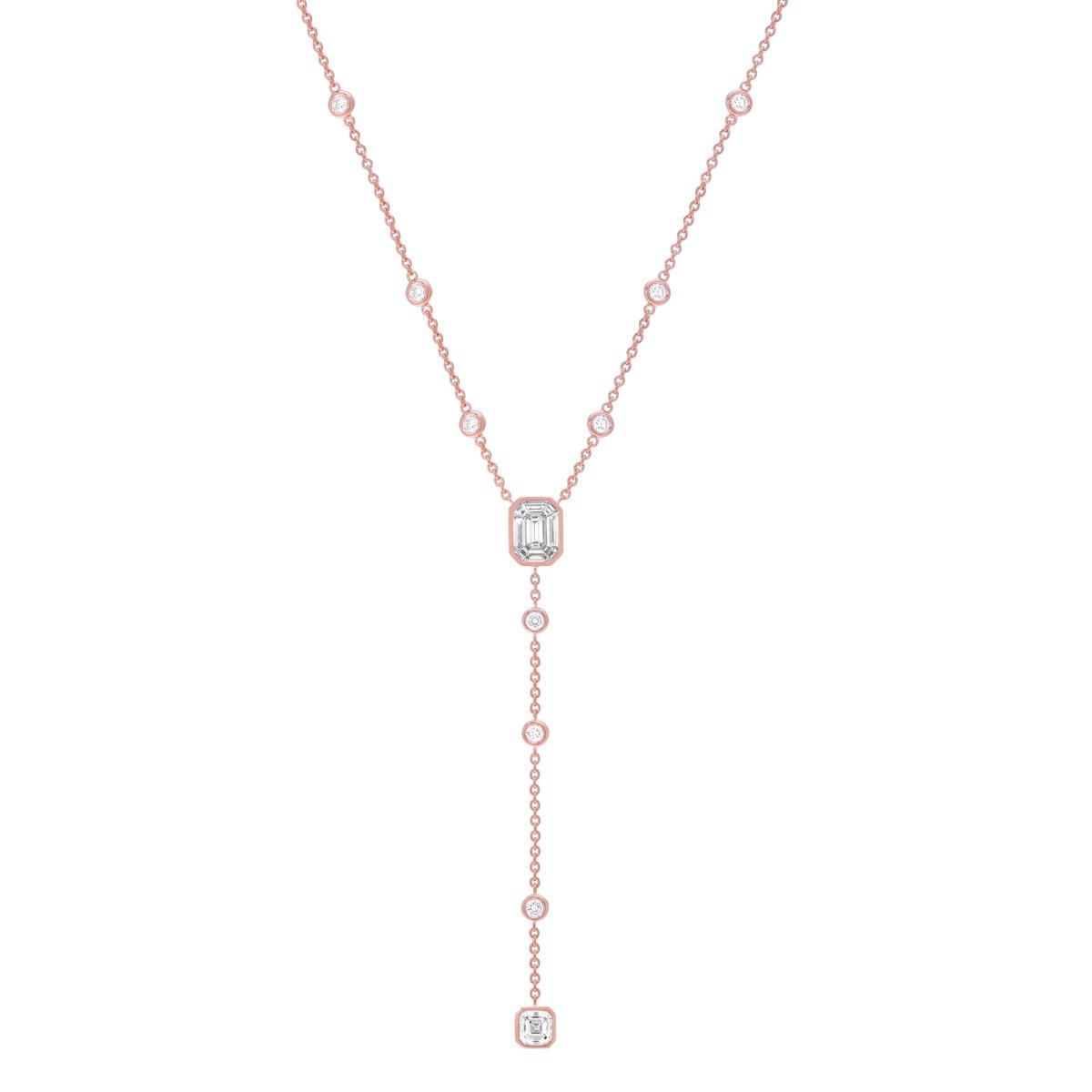 MUSE PINK Necklace - STENZHORN JEWELLERY