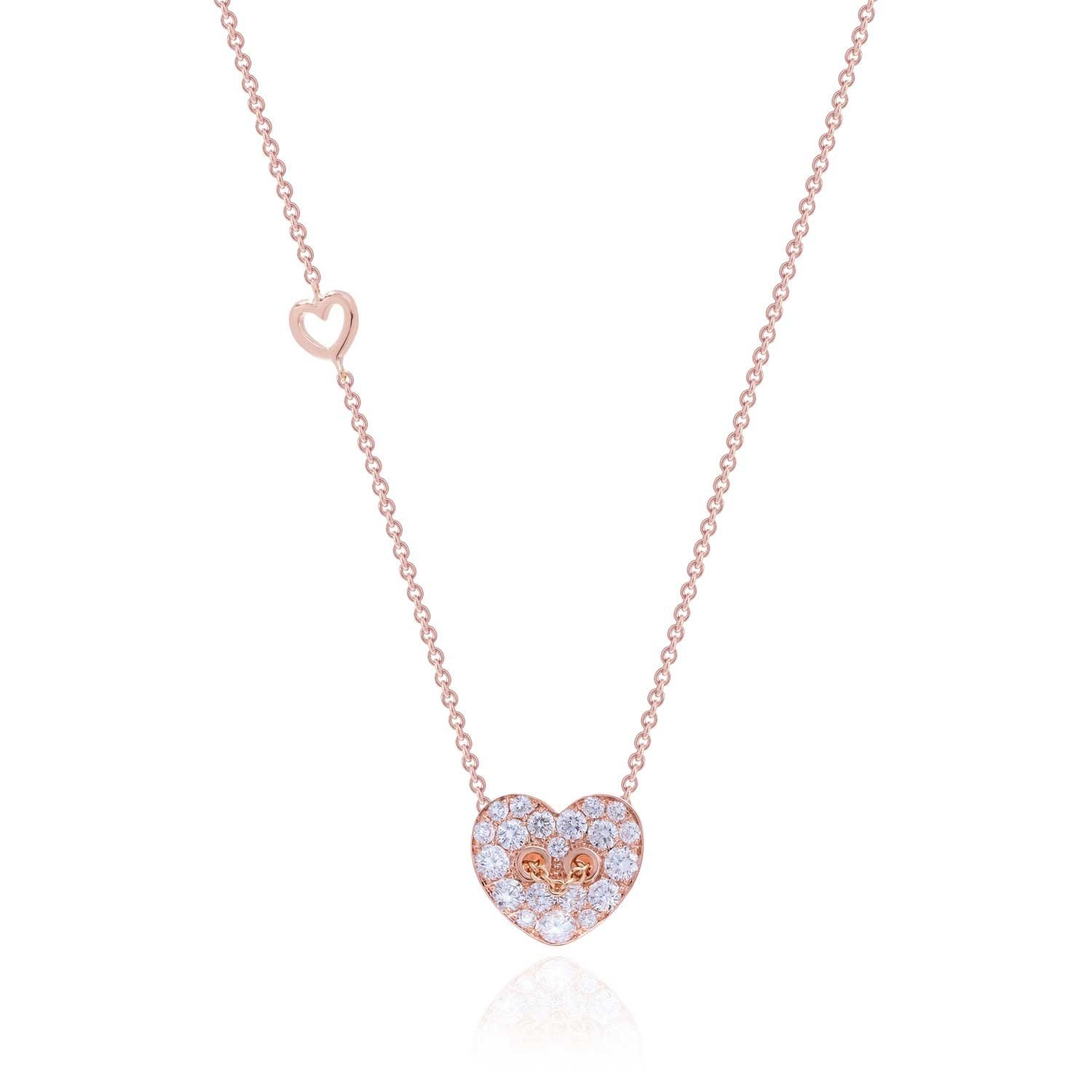 CHAIN MY HEART Pendant - STENZHORN JEWELLERY